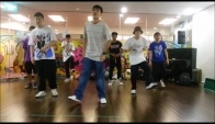Ryezal Hiphop Waacking Dance Open