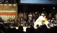 Salah vs Greenteck - Popping Semi Final - uk bboy champ