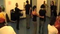 Salsa Shines and Partnerwork Lesson with Junior Belone
