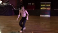 Salsa Solo Australia - Performance - Oliver Pineda - Latin Motion
