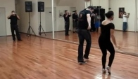 Salsa on Shine Pattern - Nieves Latin Dance Studio