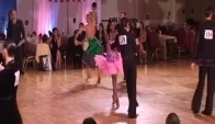 Samba Pro-am Latin Gold Scholarship - ballroom dance