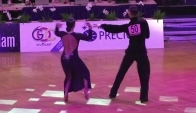 Samba Sandra and Valerij - ballroom dance