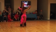 Samba Showdance at Ultimate Ballroom