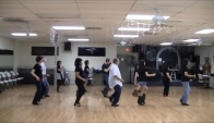 Saturday Nights Line Dance Demo