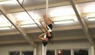 Selections from the Unh Fall Aerial Dance Case