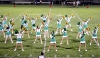 Seneca High School Homecoming Cheerleading Dance