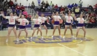 Senior Night Unioto Cheerleading Dance