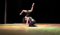 Sensual acro dance duo - represented by Linda Dorj Artists