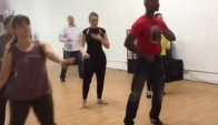 Shaka Brown Salsa Shines Class Ritmo House Feb
