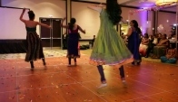 Shivanee and Vikram - Wedding Reception Cousins Bollywood Dance