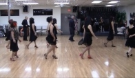 Smokin' Tango Line Dance performed