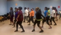Solid LIne Dance - New Orleans La