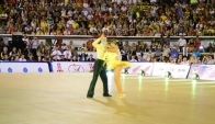 Solo One by One Final Round - Colombia Salsa Sport Couple - World Champions