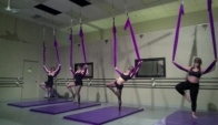 Someone Like You - Adele Aerial Dance