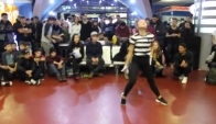 Soul Dance Battle vol Marzhana waacking