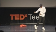 Special performance Lil Buck at TEDxTeen
