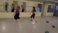 Stay Lyrical Contemporary dance practice