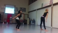Step Dance choreography