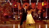Susanna Reid and Kevin dance the Viennese Waltz