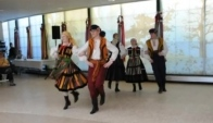 Syrenka Children's Polish Folk Dance Ensemble Oberek