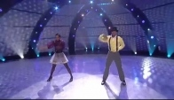Sytycd Sasha Mallory and Ricky Waacking So You Think You Can Dance