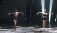 Sytycd Season Top Melanie And Sasha Contemporary Jazz