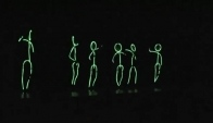 Talent Glowstick Dance