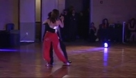 Tango Nuevo Improvisation by Burak and Maria