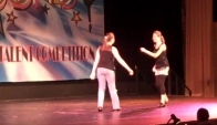 Tearyn Cox Tap Dance Competition