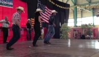 Thanks To You line dance - Cavaillon