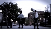 The Down Popping Meets Krump And Ballet Dubstep