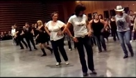 The Flute Line Dance 2011