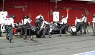 The Harlem Shake - Pit Stop Style
