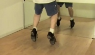 Toe Stand Tap Dance Move n by Rod Howell at