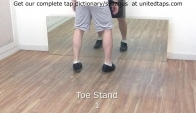 Toe Stand Tap Dance Move n by Rod Howell