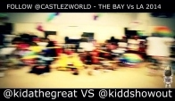 TommyTheClown BayVsLA k Kida vs Kidd out