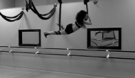 Toni Chianetta Aerial Dance to Skyfall - Adele