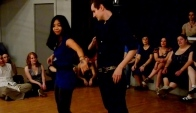 Tony Goldsmith and Amanda's Blues Dance