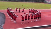 Tskvgss Red House Cheerleading Dance
