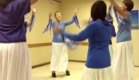 Tzadik Katamar - circle folk dance