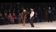 Uk Open Latin Professional Final Pasodoble