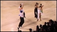 Uk Open Professional Latin - Semi Final - Paso Doble