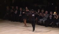 Uk Professional Latin Final - Samba - ballroom dance