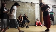 Underground House Dance Battle LA part 3