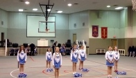 Upward Cheerleading Dance