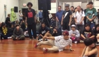 Vancouver Street Dance Festival Locking Battle by Sun