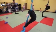 Video Aerial Dance and Fitness Class