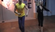 Vito and Stefania workshop-Salsa shines and style