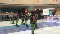 Vogue Mega Crew Vmc Playland Dance Battle -Fisher Mall